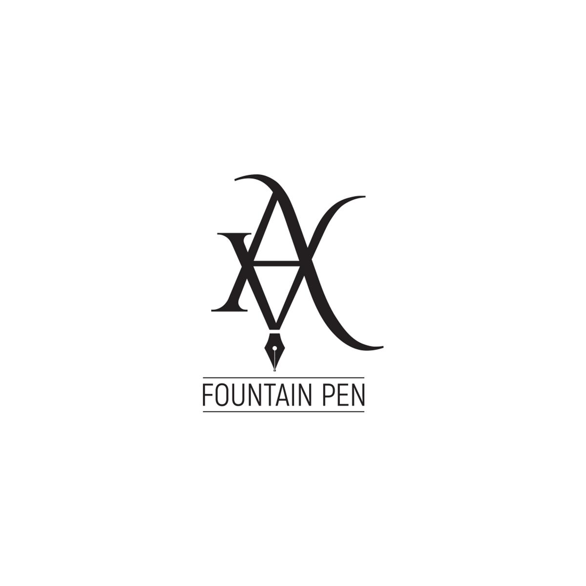 לוגו למוצר עט