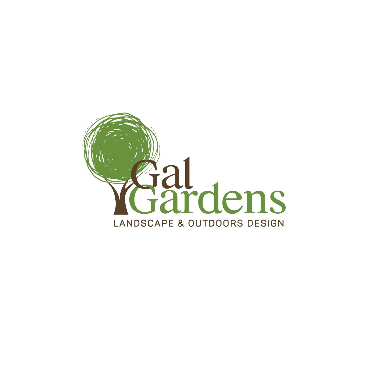 לוגו לגל גרדנס - גינון