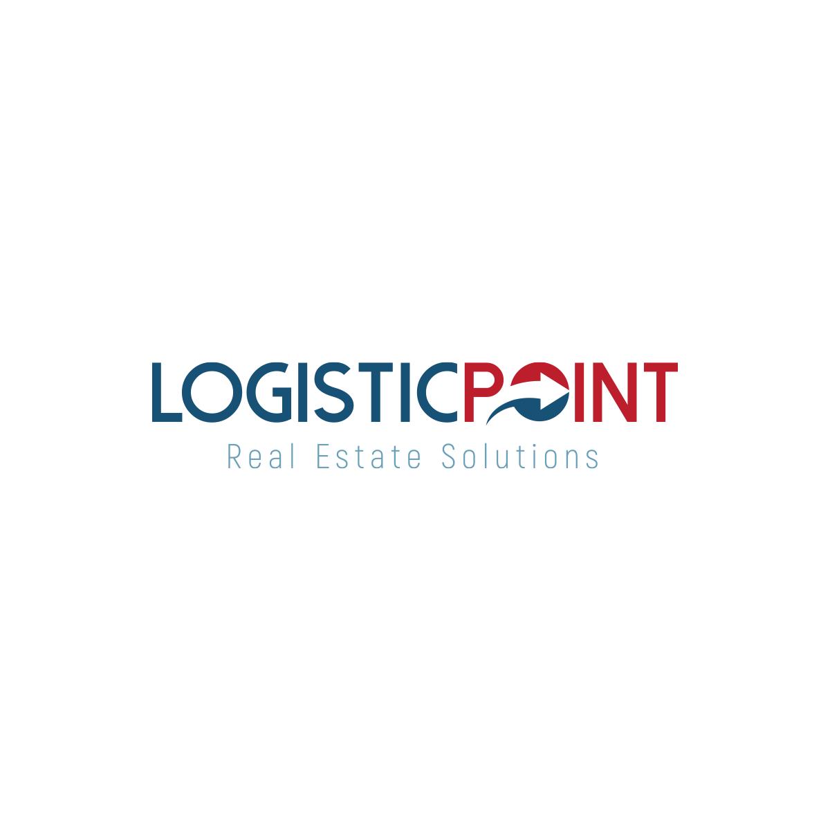 עיצוב לוגו לוגיסטיק פוינט